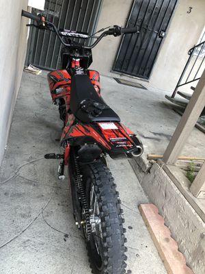 Photo Apollo DB-36 250cc Dirt Bike