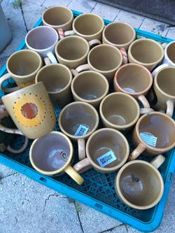 Several coffee mugs/tea mugs/espresso mugs/etc Thumbnail