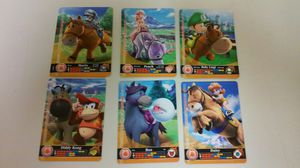 Mario Sports Superstars Amiibo Cards NEVER USED for Sale in Chicago, IL