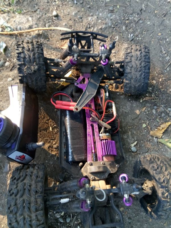 Rc Car Needs A New Battery Pack Games Toys In Olympia Wa Offerup