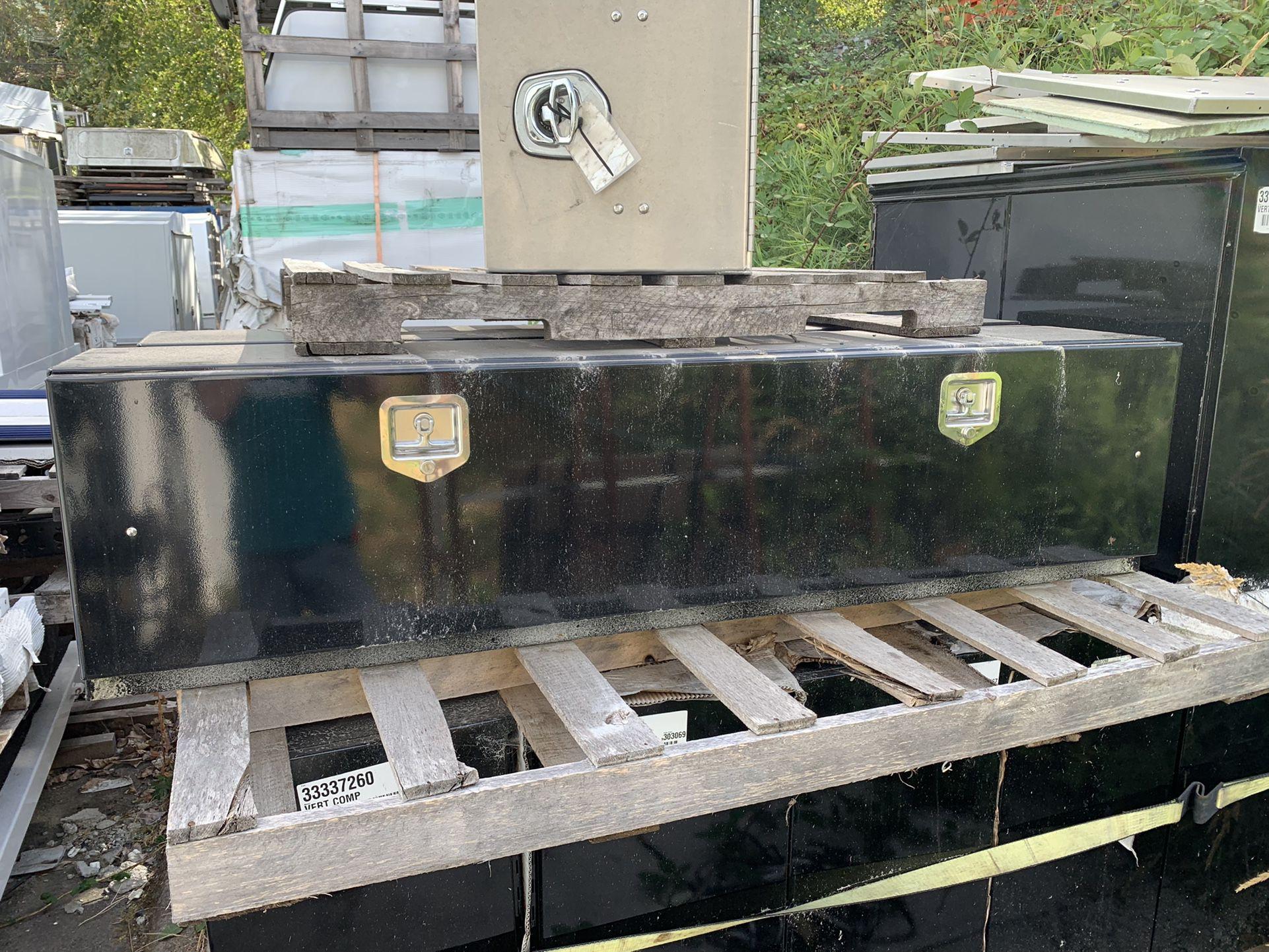 "72"" Protech Steel Underbody Tool Storage Box"
