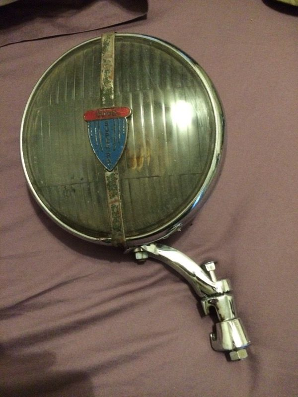 Guide Passing Light Passing Lamp Super Ray for Sale in Whittier, CA -  OfferUp