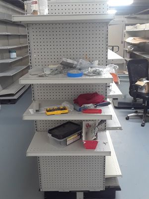 Madix GONDOLA Shelves for Sale in Baltimore, MD