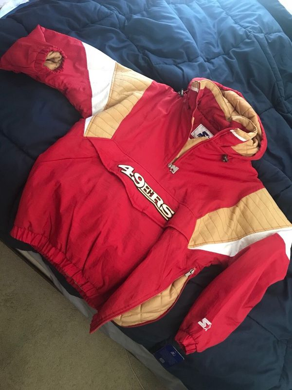 403f58a0 49ers starter jacket for Sale in San Jose, CA - OfferUp