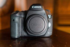 Canon 5D MKiii (MK3) camera for Sale in Springfield, VA