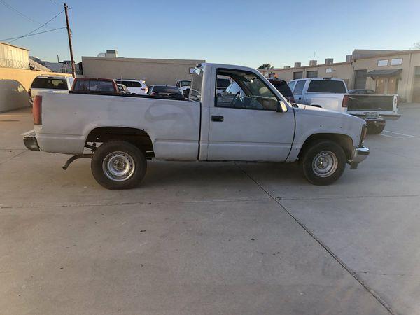 1998 Chevrolet Silverado Shortbed For Sale In Phoenix Az Offerup