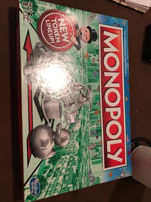 Monopoly for Sale in Steilacoom, WA