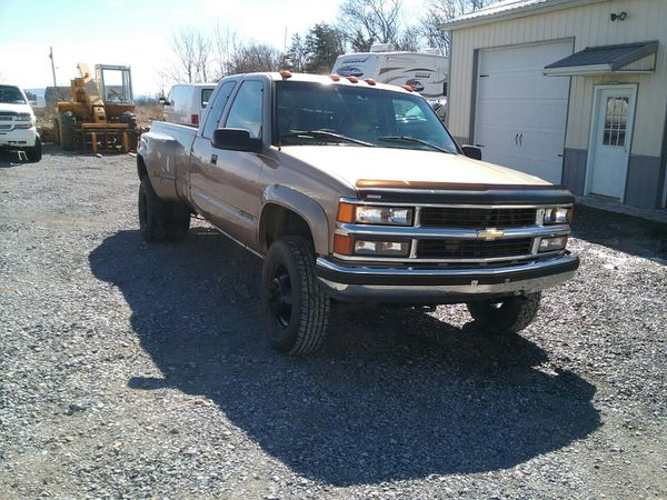 96 chevy k3500 dually for Sale in Troy, WV - OfferUp