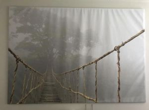 """Ikea wall picture. Large size 100""""x70"""" for Sale in Alexandria, VA"""