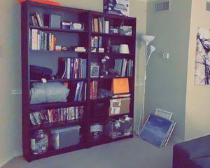 2 tall bookshelves for Sale in McLean, VA