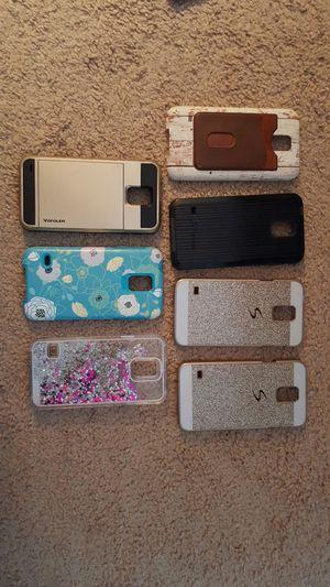Samsung galaxy s5 cases for Sale in Waynesboro, VA