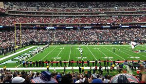 Texans vs Dolphins W/parking pass for Sale in Houston, TX