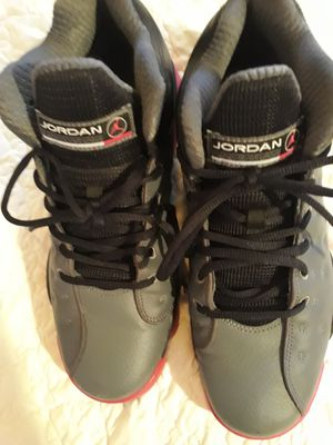 421d1a1777a80 Jordan Jumpman Team II Girls size 9.5 youth for Sale in Fort Worth