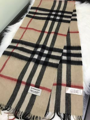 Burberry 100% cashmere scarf for Sale in Manassas, VA