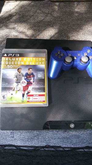 Ps3 slim for Sale in Silver Spring, MD