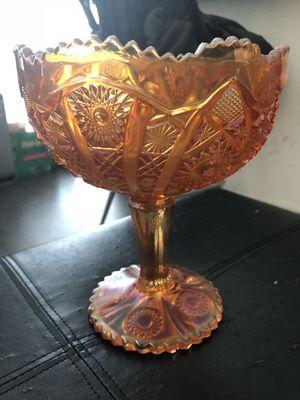 Carnival glass for Sale in Dallas, TX