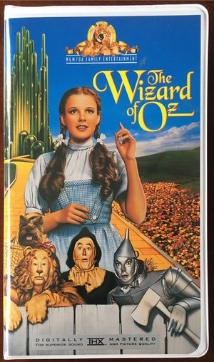 """The Wizard of Oz (""""MGM/UA Family Entertainment"""", VHS, 1939) for Sale in Advance, NC"""