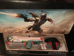 Nerf rival Apollo XV-700 Boba Fett limited edition combo pack for Sale in Torrance, CA