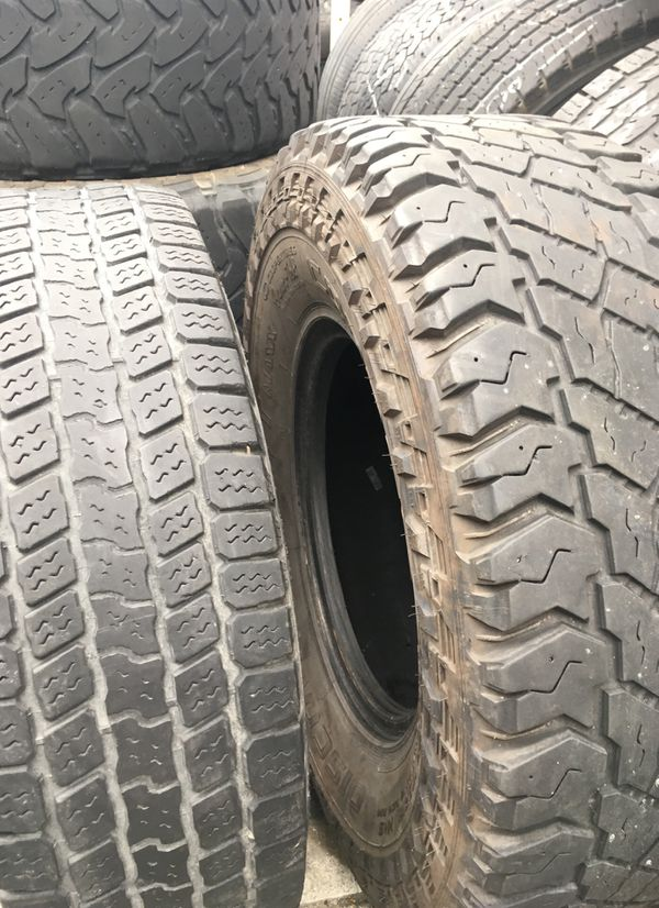 Used Mud Tires For Sale >> Used Mud Tires All Terrain Goodyear Etc For Sale In San Leandro