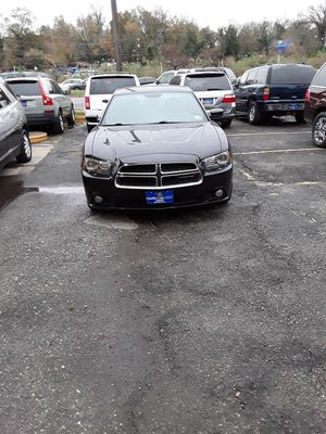 2014 Dodge Charger R/T for Sale in Capitol Heights, MD