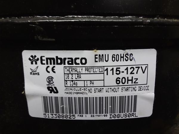 Embraco compressor brand new for Sale in Chicago, IL - OfferUp
