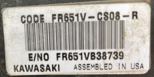 21.5 HP Kawasaki V-Twin Engine Thumbnail