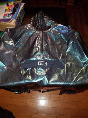 VS Pink Iridescent Windbreaker for Sale in San Francisco, CA