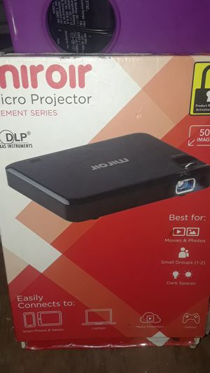 Micro projector for Sale in Kansas City, MO
