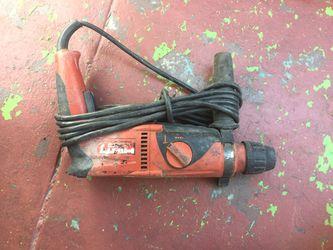 Hilti hammer drill Thumbnail