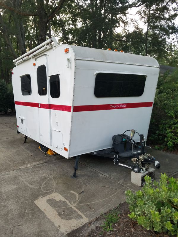 Travel Trailers For Sale Puyallup Wa >> 2008 Retro Canned Ham Camper for Sale in Chesapeake, VA - OfferUp