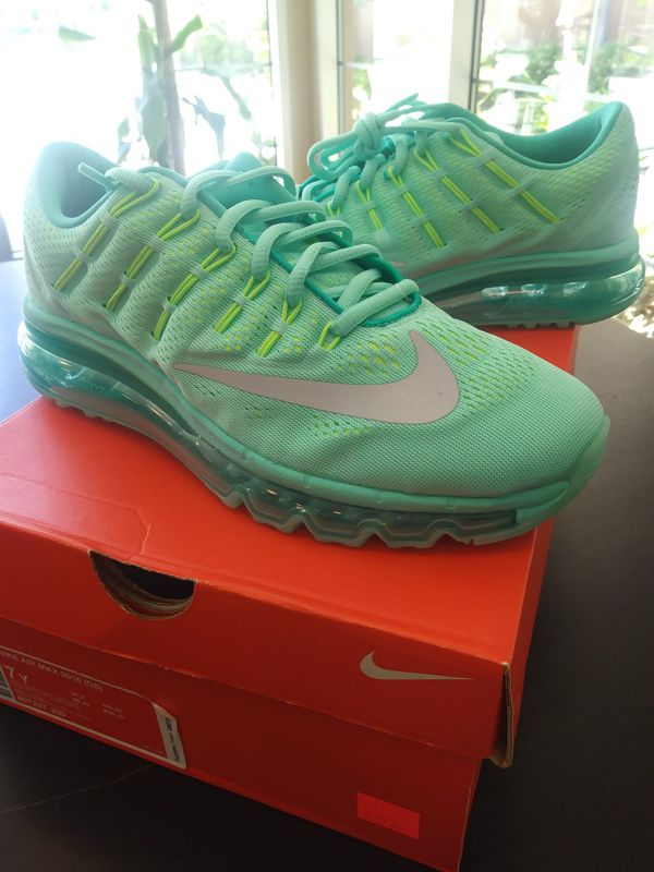 pretty nice 125b4 92825 Nike Air Max 2016 (GS) Hyper Turquoise (Clothing   Shoes) in Chula Vista, CA  - OfferUp