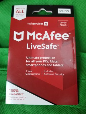 McAfee Antivirus Security for Sale in St. Louis, MO