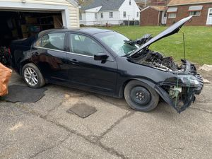 Photo Salvage 2012 Ford Fusion