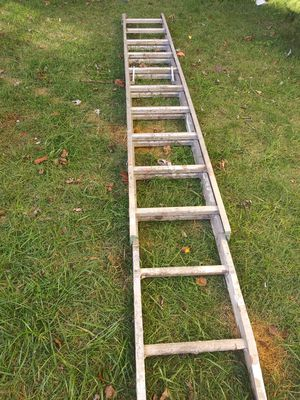 20 foots w extension ladder for Sale in Rockville, MD