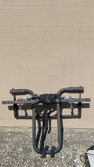 Photo Spare Tire Bike Rack