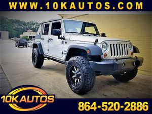 Jeep Wrangler For Sale In Sc >> New And Used Jeep Wrangler For Sale In Simpsonville Sc