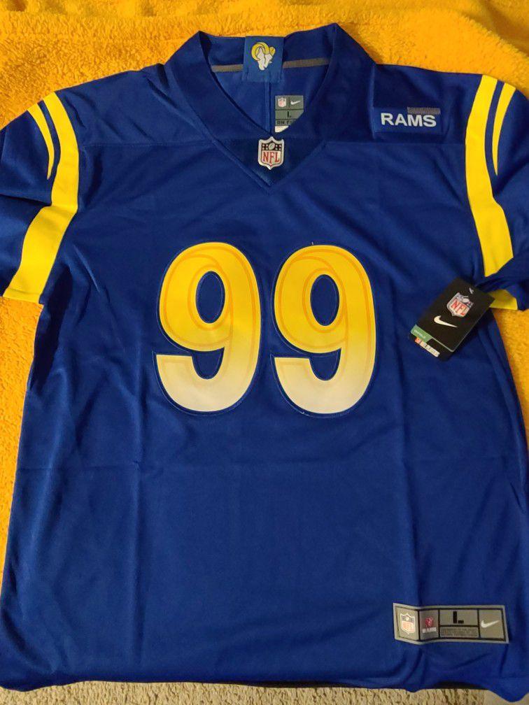 LA Rams Aaron Donald #99 Jersey