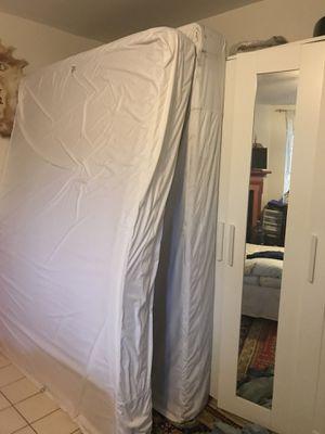 Queen mattress and frame for Sale in Woodbridge, VA