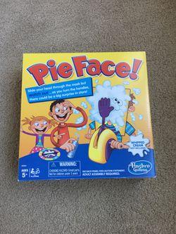 Pie Face Thumbnail