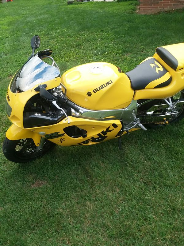 99 Gsxr 600trades Motorcycles In Lancaster PA