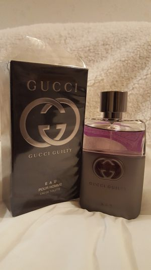 Gucci Guilty Eau Pour Homme Eau de Toilette for Men for Sale in Vienna, VA