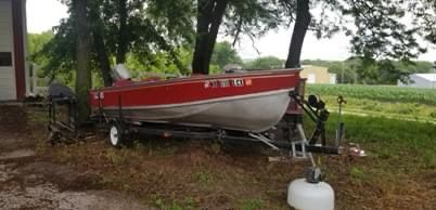 1987 lund boat 16ft
