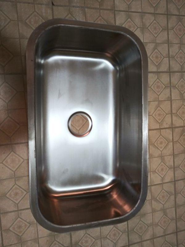 "32"" Undermount/top Moun Stainless Steel Kitchen Sink For"
