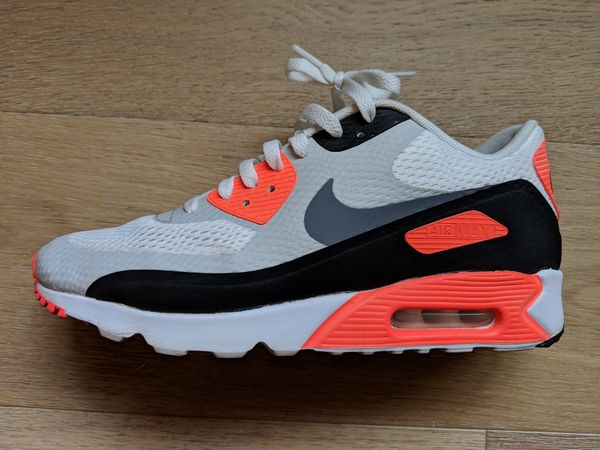 brand new fb122 9d297 Nike Air Max 90 Ultra Essential 'Infrared' size 9 Men's for Sale in  Fremont, CA - OfferUp