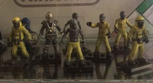 Call of duty Zombies set of 7 figures for Sale in Winchester, CA