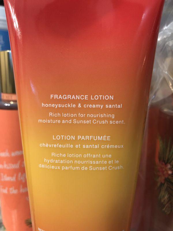 6bad353a808 Victoria s Secret- Sunset Crush fragrance lotion   fragrance mist ...