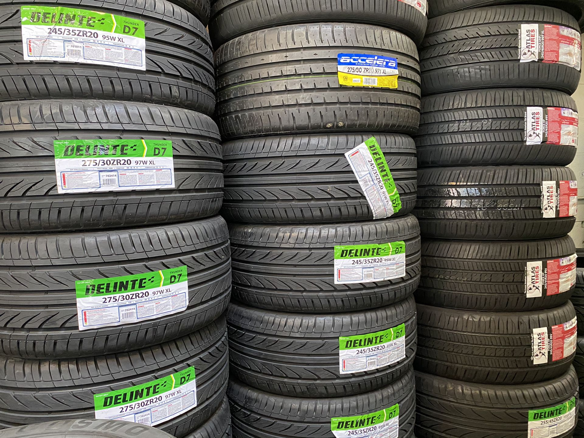 Brand new tire sets on sale‼️ Best prices in town ✅