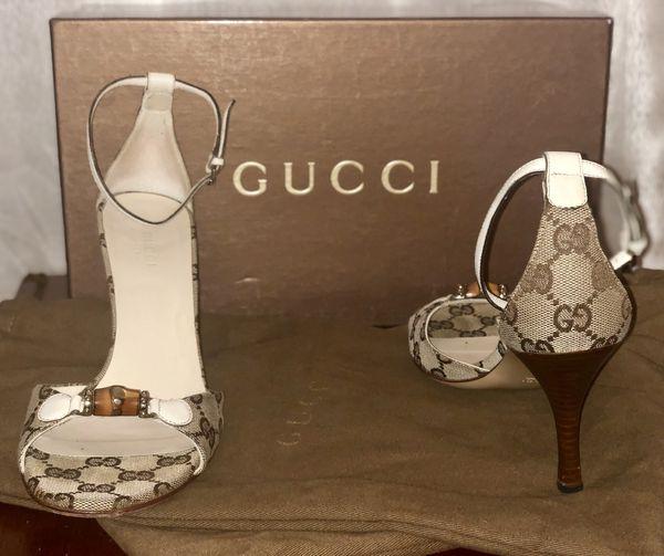 20092879ca3e8 Gucci monogram heels for Sale in Long Beach, CA - OfferUp
