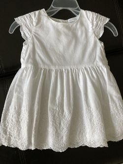 baby girl dresses size 9m $10 for both  Thumbnail