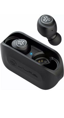 JLAB Audio Jbuds Air True Wireless Signature Bluetooth Earbuds / Charging Case Thumbnail